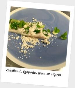 Cabillaud - Agathopède