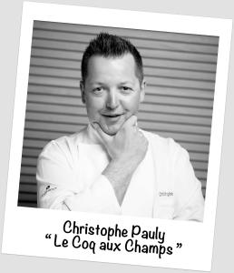 Christophe Pauly polaroïd complet