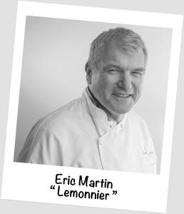 Eric Martin polaroïd complet