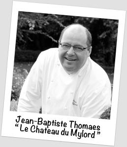 Jean-Baptiste Thomaes polaroïd complet