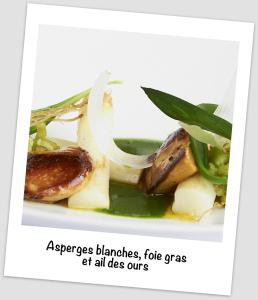 foie-asperge-grappe d'or polaroïd complet